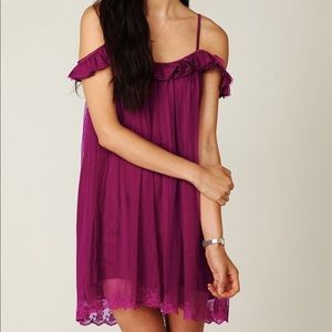 Free People Intimately Off The Shoulder Slip
